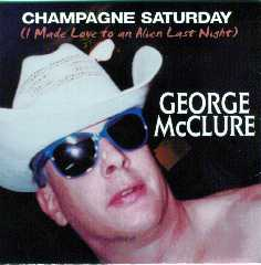 Champagne Saturday  CD - with ALIEN LOVE[tm]